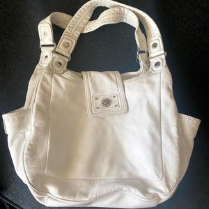 Marc By Marc Jacobs White Large Hobo